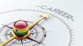 Ghana Career Concept — Photo