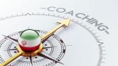 Iran Coaching Concept — Stockfoto