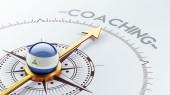 Nicaragua Coaching Concept — Stockfoto