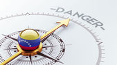 Venezuela Danger Concept — Stockfoto