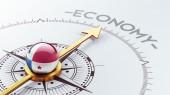 Panama Economy Concept — Stock Photo