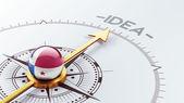 Panama Idea Concept — Stockfoto