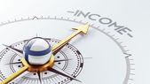 Finland Income Concept — Stock Photo