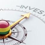 Постер, плакат: Ghana Invest Concep