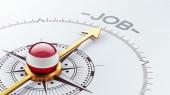 Austria Job Concept — Stockfoto