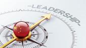 China leiderschap concept — Stockfoto