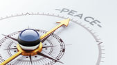Estonia Peace Concep — Stock Photo