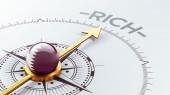 Qatar Rich Concep — Stockfoto
