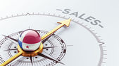Panama Sale Concept — Stock Photo