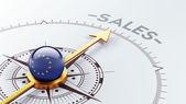 European Union Sale Concept — Stock Photo