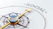 Argentina Social Concept — Stockfoto