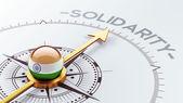 India Solidarity Concept — Stockfoto