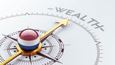 Netherlands Wealth Concept — Stock Photo