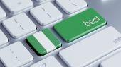 Nigeria Best Concept — Stockfoto