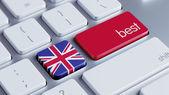 United Kingdom Best Concept — Stock Photo