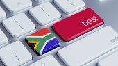 南非最佳概念 — 图库照片