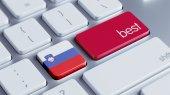 Slovenia Best Concept — Stockfoto