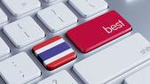 Thailand Best Concept — Stock Photo
