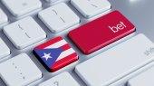 Puerto Rico Bet Concept — Stock Photo