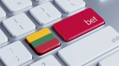 Lithuania Bet Concept — Stock Photo