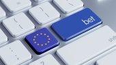 European Union Bet Concept — Stock Photo