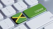 Jamaica Career Concept — Stock Photo