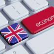 United Kingdom Economy Concept — Stock Photo #55203539