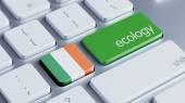 Ierland ecologie concept — Stockfoto