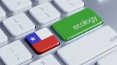 Chile Ecology Concept — Stock Photo