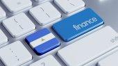 Nicaragua Finance Concept — Stock Photo
