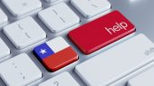 Chile Help Concept — Stock Photo