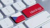 Czech Republic Ideology Concept — Stock Photo