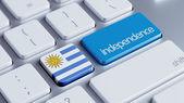Uruguay Independence Concept — Stock Photo