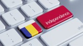Romania Independence Concept — Stock Photo