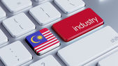 Malaysia Industry Concept — Stock Photo