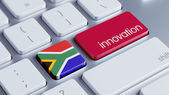 South Africa Innovation Concept — Stock Photo