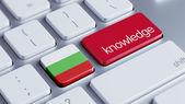Bulgaria Knowledge Concept — Stock Photo