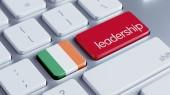 Ireland Leadership Concept — Stockfoto