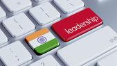 India Leadership Concept — Stock Photo