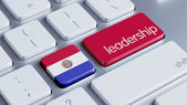 Paraguay Leadership Concept — Stock Photo