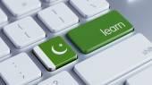 Pakistan Learn Concept — Stock Photo