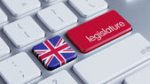 United Kingdom Legislature Concep — Stock Photo