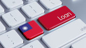 Taiwan Loan Concept — Stock fotografie