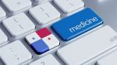 Panama Medicine Concept — Stock Photo