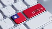 Тайваньские вооруженные силы concep — Стоковое фото