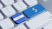 Nicaragua Money Concept — ストック写真