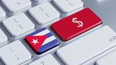 Cuba Money Concept — Foto de Stock