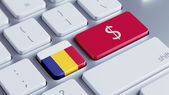 Romania Money Concept — Foto de Stock