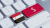 Syria Money Concept — Foto de Stock