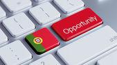 Portugal-Gelegenheit-Concep — Stockfoto